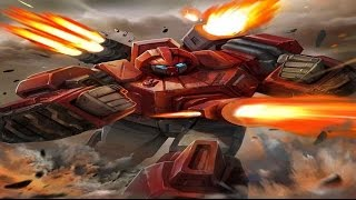 Transformers The Game Mods Warpath VS Megatron