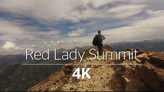 Crested Butte Trails: Red Lady Mountain 4K