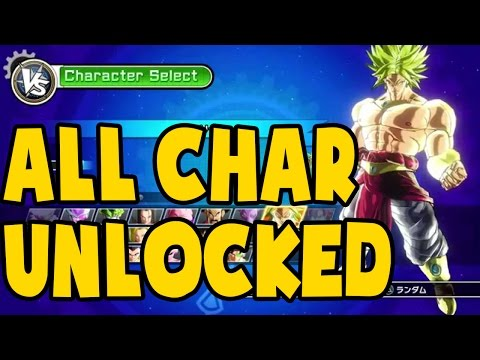 Dragon Ball Xenoverse 100% Completed + All Characters Unlocked Save File Download