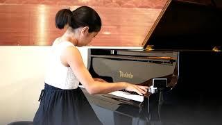 Grace Li - Chopin Etude in Gb Major Op.10 No.5