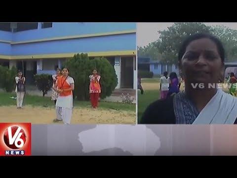Jamshedpur VHP Organize Sword Training Camp For Women | Jharkhand | V6 News