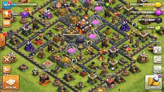 JUGANDO CLASH OF CLANS CON EMULADOR DE PC NOX
