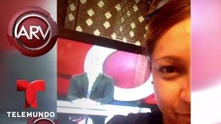 Televidentes envían fotos viendo a Edgardo del Villar en Al Rojo Vivo | Al Rojo Vivo | Telemundo