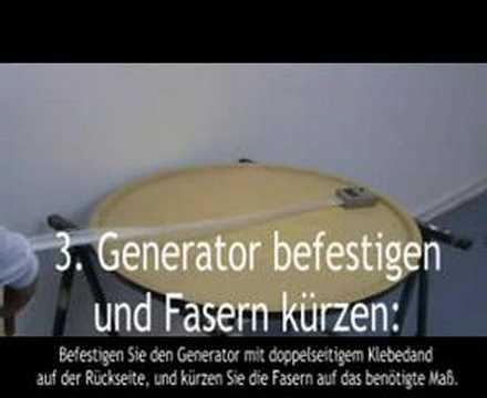 Bauanleitung Fur Einen Sternenhimmel Licht Design Skapetze