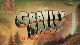PBS Kids Gravity Falls Funding Credits