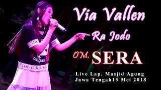 Download lagu Via Vallen Ra Jodo OM SERA Live SEMARANG FAIR 2018 HD MP3
