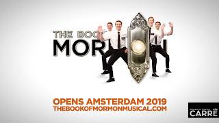 The Mormons Are Coming to Amsterdam | September 2019