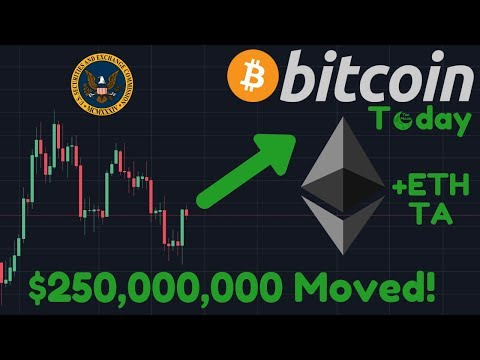 Bitcoin UP Before Going To $3,000? | 66,000 BTC Moved By Whale?? | SEC Vs. Blockvest