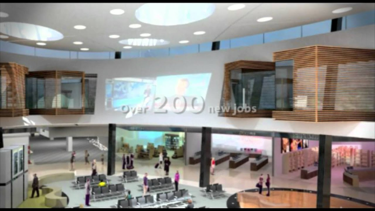 7f1fa5b15df33 Lisbon Airport opens up its new retail complex - YouTube