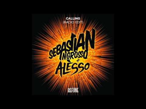 Клип Sebastian Ingrosso - Calling- Radio Edit