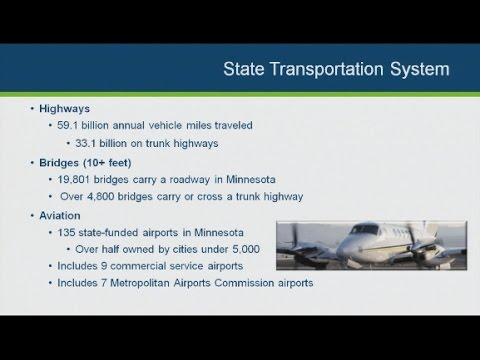 Know Your Minnesota Department of Transportation