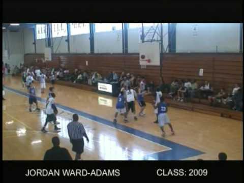 jordan ward adams