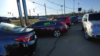 Yolanda check out this acura TL video from Dave at wallingford buick gmc