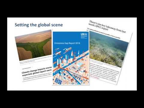 Webinar on Overcoming Barriers to Investing in Energy Efficiency