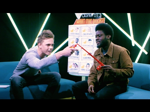 Caspar Lee and Michael Kiwanuka - 'What The Duck?' | BRITs ...