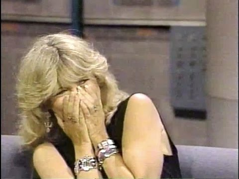 A Teri Garr Moment on Late Night, September 14, 1988