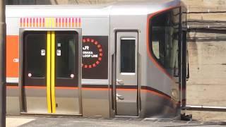JR西日本 323系 LS09編成 大阪環状線 天王寺駅 20190816