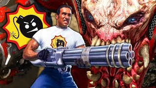 SERIOUS FUN WITH SERIOUS SAM