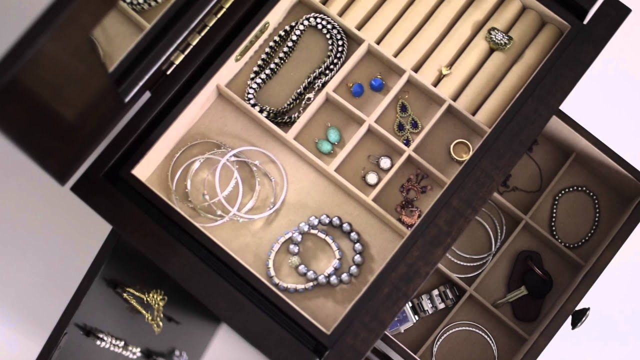Hives Honey jewelry and accessory armoire YouTube