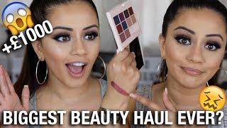 BIGGEST CULT BEAUTY HAUL EVER?!
