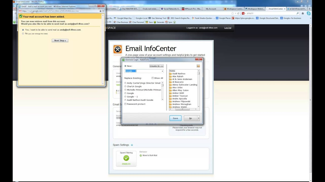 Adrese de email gratuite