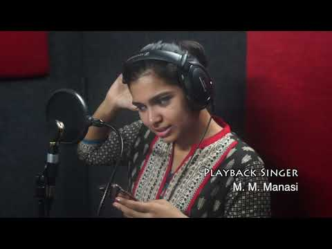 "English song by M. M. Manasi ""Daughter and Daddy""- Practice session"