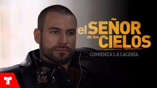 El Señor de los Cielos 5 | Las mejores frases de Aurelio Casillas y Mónica Robles | Telemundo