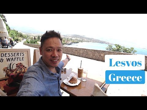 #10 GREECE 🇬🇷 | Staying Free In Molyvos, Lesvos Island