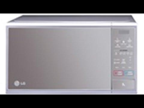 طريقه تشغيل ميكرويف ال جي ٣٢ لتر والاواني المستخدمه في الميكرويف Youtube