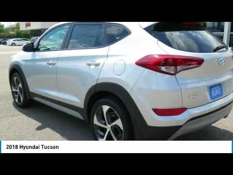 Jim Burke Hyundai >> 2018 Hyundai Tucson Birmingham AL HY18354 - YouTube