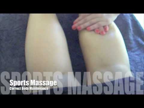 Correct Body Maintenance Sports Massage