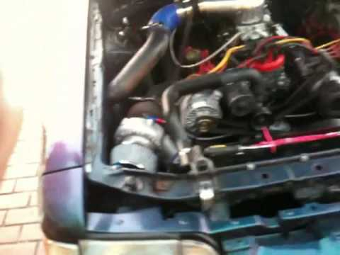 hqdefault turbo mustang 5 0 carb blowthru notch foxbody masterpower t70