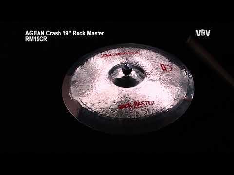 "19"" Crash Rock Master video"