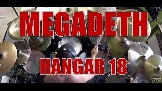 MEGADETH - Hangar 18 - drum cover (HD)
