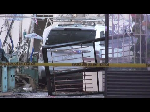 Rush Block | Man shot, killed while driving crashes into dry cleaners