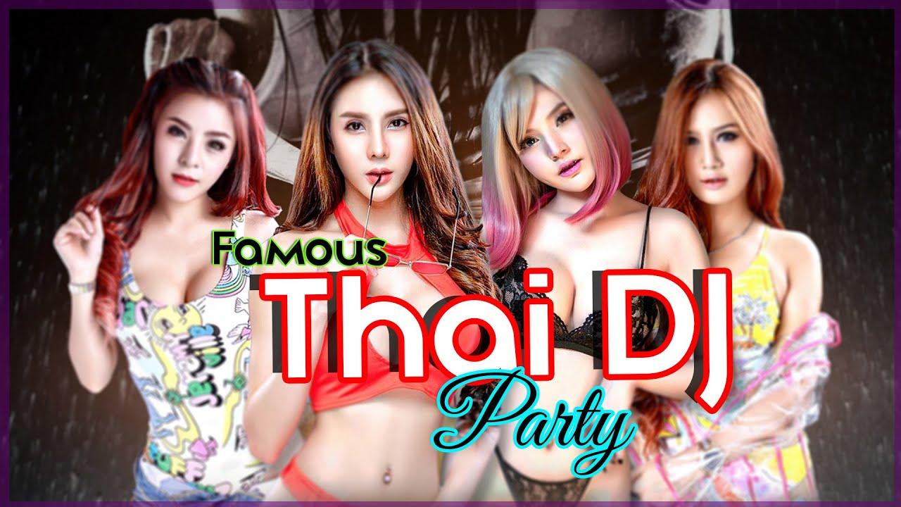 เพลงแดนซ์มันส์ๆ Famous Thai Dj Party 2021   Air Remixer