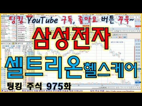 [대박종목] 삼성전자, 셀트리온헬스케어 - 주식 팅킹 (975화)
