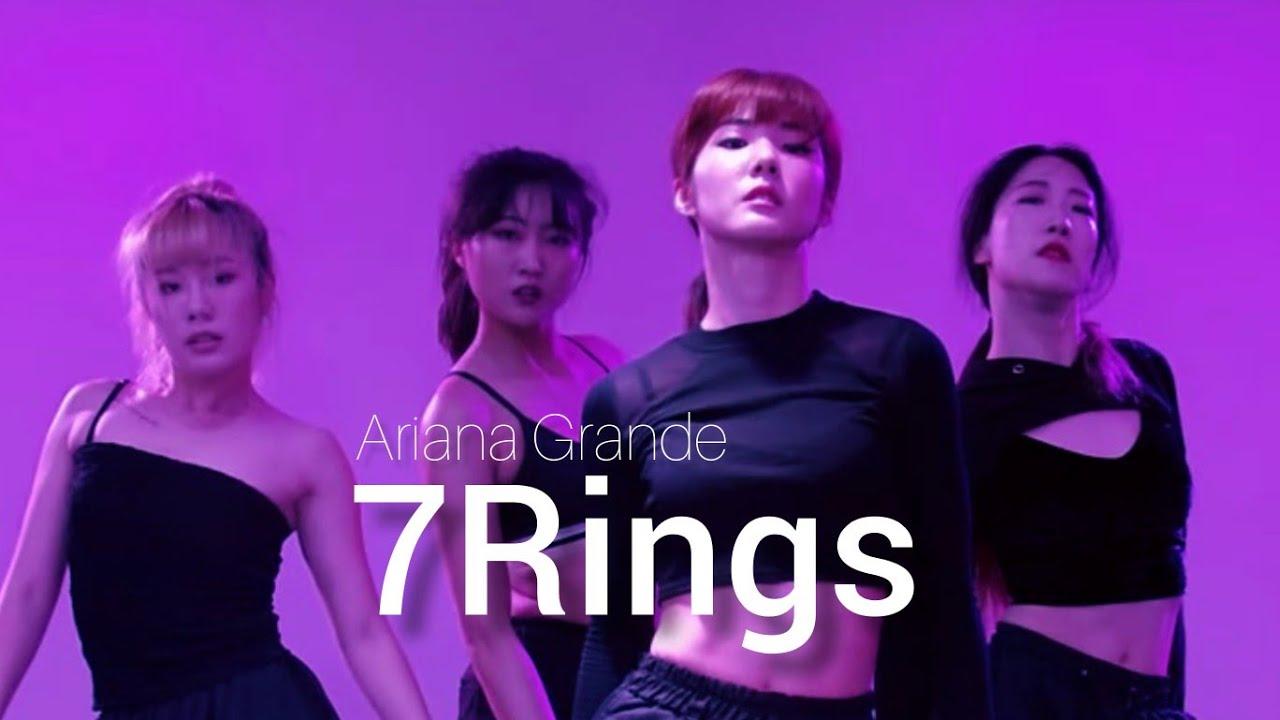 Ariana Grande - 7 rings  PEACHES   choreography YURI