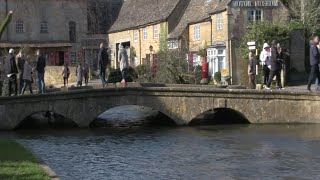 Bourton On The Water The Venice of the Cotswolds.