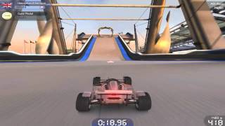 Trackmania Nations Forever Gameplay(60 FPS)