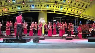 Christmas Medley by Indonesian Angklung Ensemble - KPA ITB