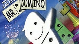 RetroSnow: No One Can Stop Mr. Domino (PS1) Review