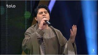 حامد محبوب - مرحله ۸ بهترین - جانان مه یادوه / Hamid Mahboob - Top 8 - Janan Me Yadawa