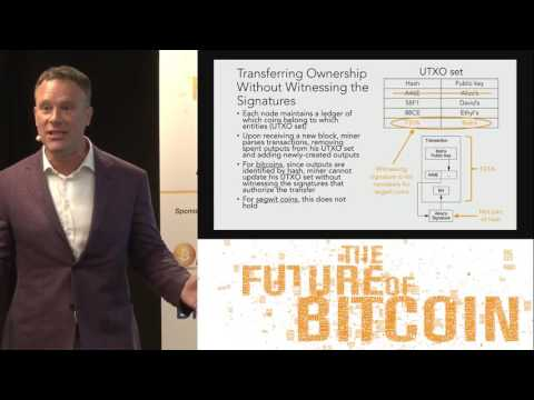 Peter Rizun: The Future of Bitcoin Conference 2017