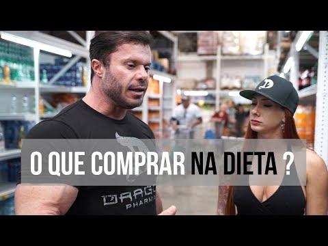 O QUE COMPRAR NA DIETA ? - RENATO CARIANI E BINA BUCK