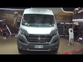 Fiat Ducato 2.3 MultiJet2 L3H2 150hp (2017) Exterior and Interior in 3D