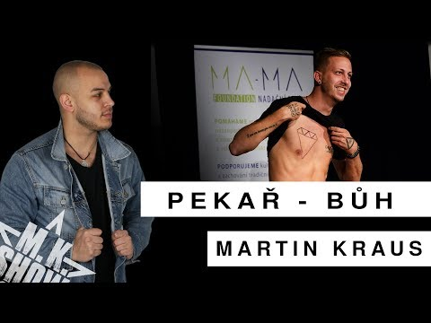 Pekař - Bůh & Jakub Děkan Band (live) | M.K. SHOW