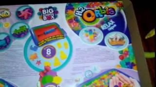 вид Обзор видео Набор для творчества BIG Creative BOX Relax серия