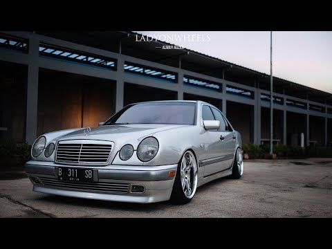 mercedes benz w210 tuning youtube. Black Bedroom Furniture Sets. Home Design Ideas