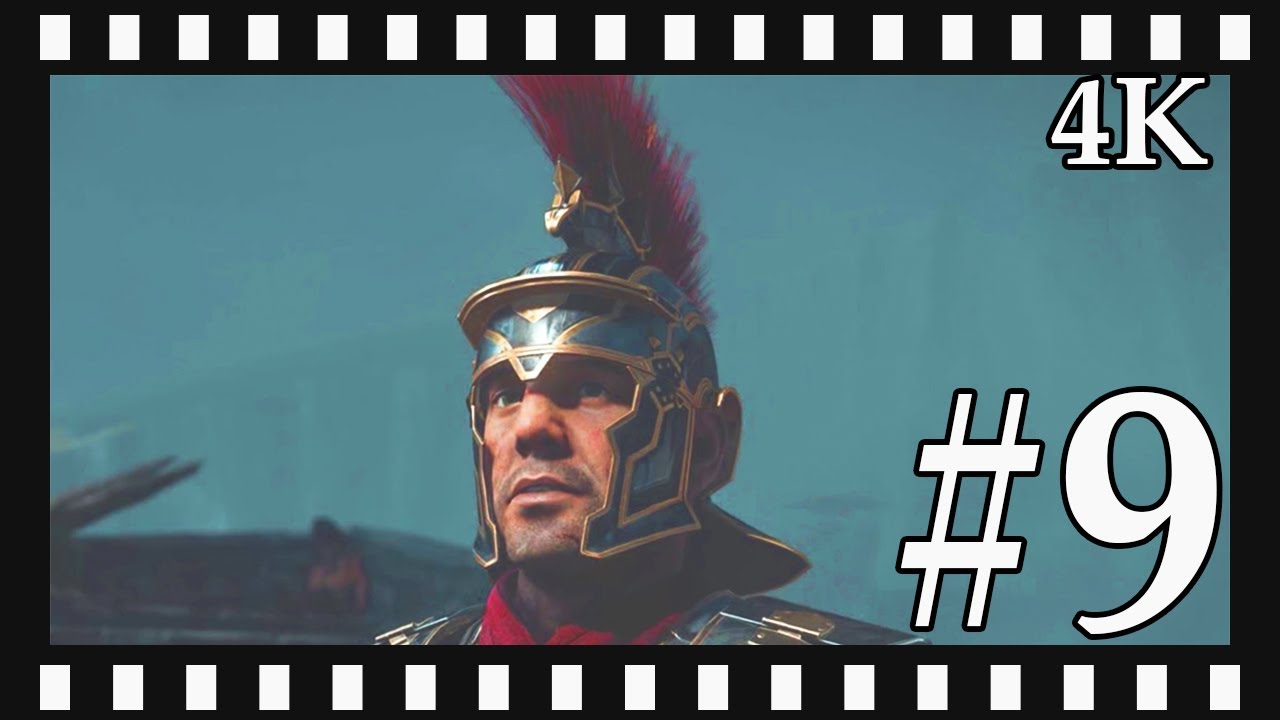 Download Ryse: Son of Rome  - Episode 9 (Trial by Fire #4) (4K Ultra)